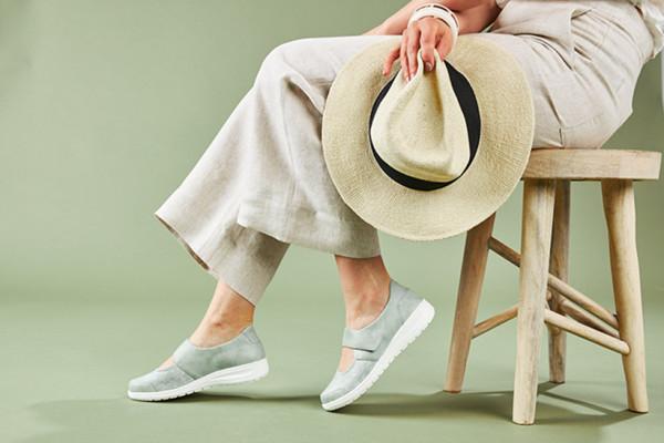 Antibakterielle-Schuhe